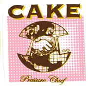 New Cake CD cover